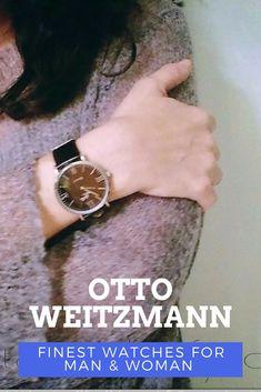 Otto Weitzmann è un sito tedesco dove puoi trovare orologi da uomo e da donna per ogni stile: dall'elegante allo sportivo al fashion e anche dei favolosi pilot watches.  #orologiodonna #orologiouomo