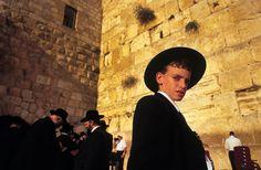 Muro de las lamentaciones, Jerusalem ©Cesar Lucas Abreu  lucasabreu.com