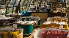 White Rabbit — best restaurant and bar in moscow russia - White Rabbit moscow restaurant