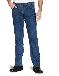 Wrangler Texas Stretch Jeans Mens Chino Style Light Soft Fabric Faded Black