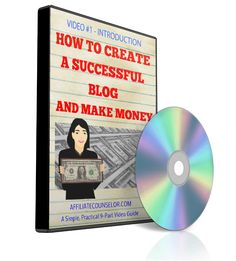 """The introduction to How To Start A Successful Blog And Make Money focuses on """"mindset,"""" the attitude and expectations of anyone contemplating the creation of a blog. If you have the right mindset than this video series will be very helpful in your efforts."""