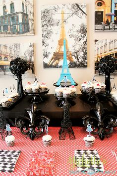 """Photo 13 of 13: Paris / Fashion Show & Luncheon """"A Day In Paris""""   Catch My Party"""