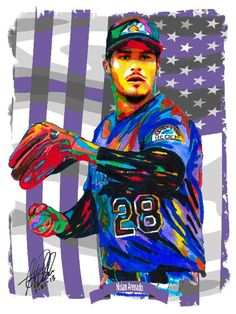 Nolan Arenado Rockies Baseball Poster on Mercari Rockies Baseball, Sports Baseball, Sports Art, Poster On, Poster Prints, Mlb, Wall Art Prints, Canvas Prints, Baseball Posters
