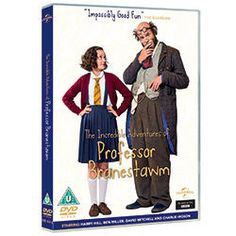 Win a copy of The Incredible Adventures of Professor Branestawm on DVD - http://www.competitions.ie/competition/win-a-copy-of-the-incredible-adventures-of-professor-branestawm-on-dvd/
