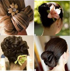 wedding hairstyle gallery