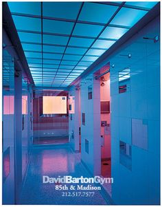 David Barton Gym, NY