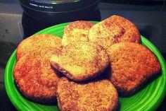 Cellucor Cinnamon Swirl Snickerdoodle Cookies