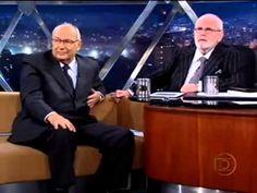 Jô Soares teve a feliz idéia de convidar o Doutor Ives Gandra para falar em seu programa, sobre os riscos para o Brasil, do Programa Nacional de Direitos Hum...