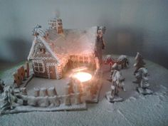 All Things Christmas, Gingerbread, Candles, Chocolate, Houses, Sculpture, Recipes, Pictures, Homes