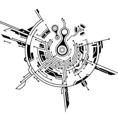 Photo about Circuit board graphic concept isolated on white. Illustration of technology, board, digital – 101044707 Photo about Circuit board graphic concept isolated on white. Illustration of technology, board, digital – 101044707 Tattoo Drawings, Body Art Tattoos, Circuit Tattoo, Circuit Drawing, Biomech Tattoo, Tech Tattoo, Cyberpunk Tattoo, Magic Circle, Geometric Art