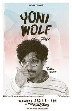 YONI WOLF