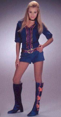 felicity shagwell #HalloweenCostume