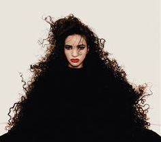 Jean-Paul Goude - Farida Khelfa, Paris, 1985 This is what I think my hair looks like sometimes. Ss16, Jean Paul Goude, Art Photography, Fashion Photography, Rainbow Photography, Come Undone, Kelly Rowland, Wigs For Black Women, Iconic Women