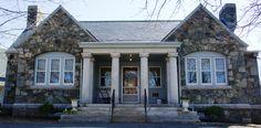 The Old Wiggin Memorial Library