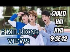 Chalti Hai Kya 9 Se 12 Song | Thai Mix | Fantastic Love Story | Latest Hindi Video Song - YouTube Hindi Video, New Whatsapp Status, Songs 2017, Facebook Video, Love Songs, Love Story, Korean, Romantic, Videos