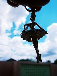Minha bailarina linda, meu xodó ♥