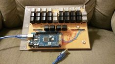 The Plover Blog: Guest Post: Charles's DIY Steno Keyboard!