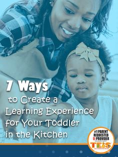 Toddler's love to help. They like (un)folding your laundry, loading the dishwasher, sweeping, wiping and dusting. Don't you wish they would keep up this ambitious desire well into their teenage years? Well, another place toddlers can learn to help, while learning valuable developmental skills, is the kitchen. Yes, toddlers CAN help you cook!