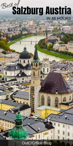 Best of Salzburg Austria in 48 Hours Out of Office Europe Destinations, Places In Europe, Europe Travel Guide, Travel Guides, Places To Travel, Places To Go, Visit Austria, Austria Travel, Innsbruck