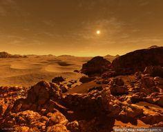 Как выглядит рассвет на других планетах / Болталка / Бэйбики. Куклы фото. Одежда для кукол