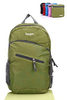 Packable Daypack http://www.amazon.com/Packable-Daypack-Backpacking-Lightweight-Satisfaction/dp/B00MSJKFYW