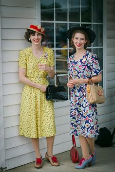 Remembering WWII 2015 // The Outfits