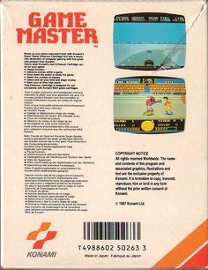 Konami Game Master