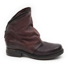 A.S.98 AIRSTEP Stiefeletten 709211 AMARANTO - rot