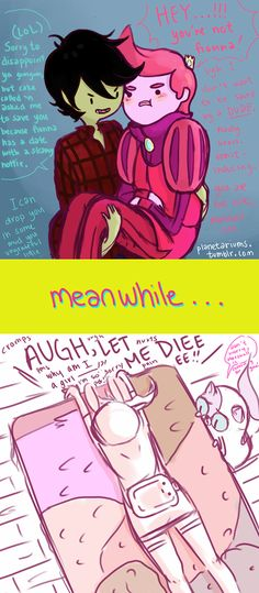 substitute hero this is responce for fionna's first period pin: http://pinterest.com/pin/379920918536165583/  #LOL (marshall lee is about tttttttttttttoooooooooooooo dddddiiiiiiiiiiivvvvvvveeeeeeeeee iiiiiiinnn!!!!!!!!! #treysongz yea i know i have a bit of a dirty mind so don't judge me---> *acting all ratchet*) ;D xD
