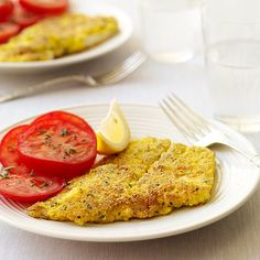 Pan-Fried Flounder – Weight Watchers