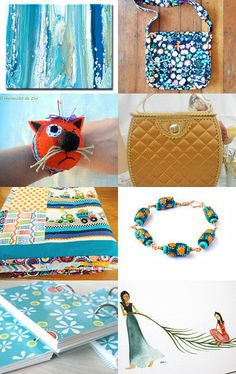 Thursday Treats by Robyn Campbell on Etsy--Pinned with TreasuryPin.com