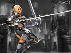 Lineage 2, game, lineage 2, ncsoft, sexy