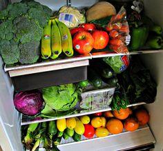 keepitcomingg:    I wish this was my fridge…