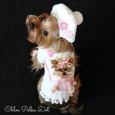 My Handmade Custom Outfit for Chloe @Chiwowow
