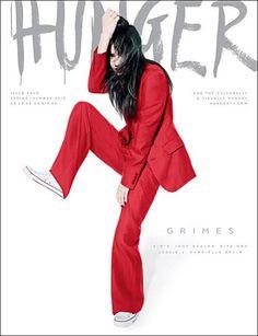 Hunger New coverHunger magazine