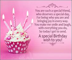 Friend Birthday Messages - wish your friend with the most heartwarming friend birthday messages. Check out more for exciting birthday wishes, cards, etc Birthday Message For Friend Friendship, Spiritual Birthday Wishes, Birthday Wishes For A Friend Messages, Happy Birthday Cards Images, Happy Birthday Wishes For Her, Happy Birthday Wishes For A Friend, Special Birthday Wishes, Birthday Wishes For Friend, Birthday Greetings