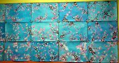 Ressources, projets, activités sur les thèmes exploités en classe Spring Art, Summer Art, Spring Crafts, Spring Activities, Art Activities, Art 2nd Grade, Monet, Asian Crafts, Arts Ed