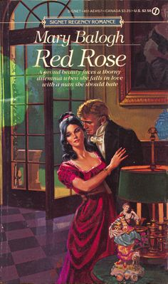 Mary Balogh – Red Rose March, 1986