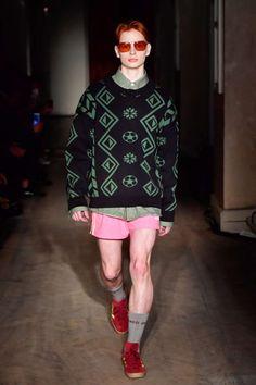 Gosha Rubchinskiy Spring-Summer 2018 - London Fashion Week Men's