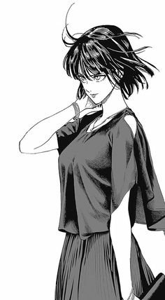 Casual Fubuki Opm Manga, Manga Anime, Anime One, Manga Girl, Anime Art Girl, Female Characters, Anime Characters, Character Art, Character Design