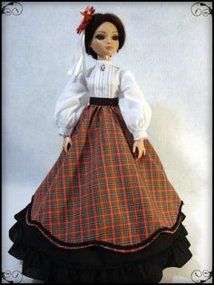 Plaid 186's outfit
