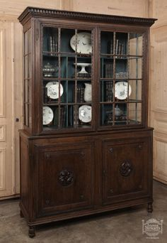 Antique Bookcase ~ Antique Store Online ~ Belle Brocante ~ www.inessa.com ~ French Antiques