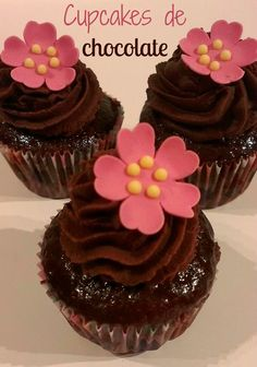 Sivila Happy Bakery : ♥ Cupcakes de chocolate!! Nº 5 del reto!!