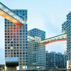 Linked HybridBeijing, China Steven Holl Architects