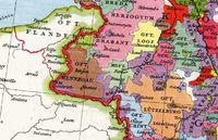 Locatie van Graafschap Loon