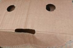 Cardboard Boxes show their real face - 438