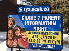 Grade 7 Parent info night Parent Information Night, Citizen, No Response, Catholic, Parenting, School, Roman Catholic, Childcare, Raising Kids