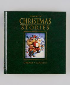 Take a look at this Library Classics Treasury of Christmas Stories Hardcover by Publications International on #zulily today!