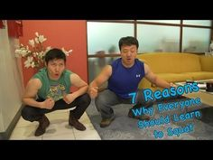 7 Reasons Why Everyone Should be Doing the Asian Squat - YouTube And now you know