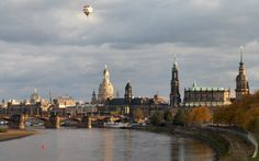 Dresden visited the year of the volcanic ash and Frankfurt Airport shutdown...COLD